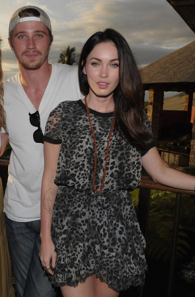 More Pics of Megan Fox Lipgloss (1 of 50) - Megan Fox Lookbook - StyleBistro