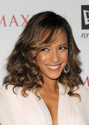 Dania Ramirez amped up her look with soft ringlet curls to the 2011 'Maxim' Hot 100 party.