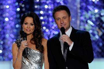 Brooke Burke Chris Harrison 2011 Miss America Pageant