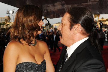 Jessica Alba Danny Trejo 2011 NCLR ALMA Awards - Red Carpet