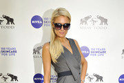 Paris Hilton Is Stylish for Summer