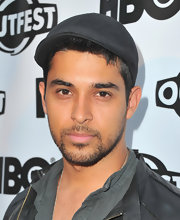 Wilmer Valderrama wore a newsboy cap at the Gun Hill Road Gala.