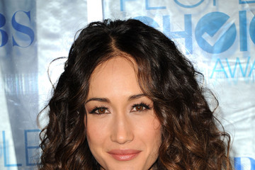 Easy to Manage Hairstyles - Maggie Q's Curly Locks