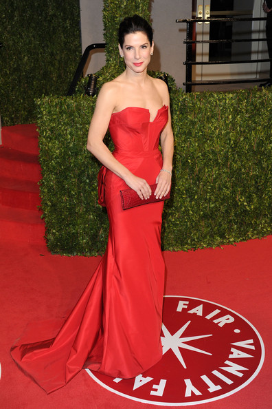 Vera Wang at the 2011 Vanity Fair Oscar party