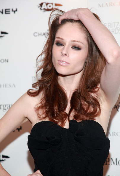 More Pics of Coco Rocha Smoky Eyes (1 of 7) - Smoky Eyes Lookbook - StyleBistro
