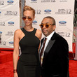 Spike Lee and Tonya Lewis look super-chic