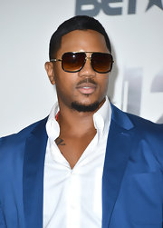 Hosea Chanchez looked sharp at the BET Awards in these ombre shades.