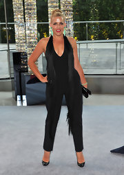 Love it or leave it, Busy Philipps wore quite the statement jumpsuit at the CFDA Fashion Awards.