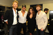 Luke Bryan and Charles Kelley Photo