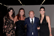 Ermanno Scervino and Caterina Balivo Photo