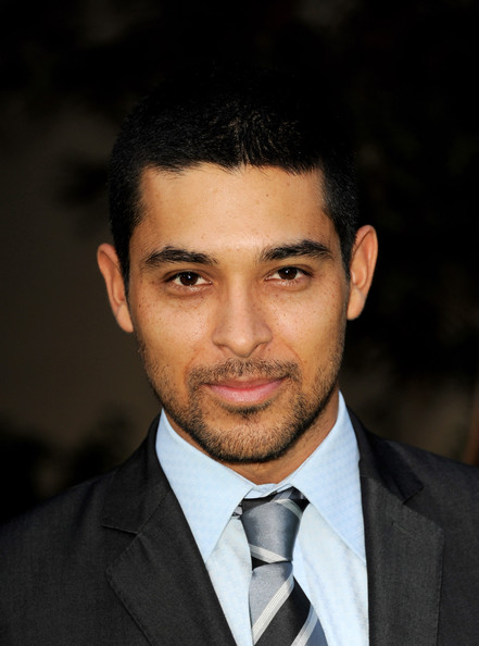 More Pics of Wilmer Valderrama Striped Tie (1 of 9) - Striped Tie Lookbook - StyleBistro