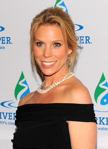 More Pics of Cheryl Hines Strappy Sandals (1 of 17) - Strappy Sandals Lookbook - StyleBistro