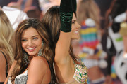 Miranda Kerr and Alessandra Ambrosio Photo