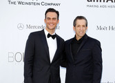 Cheyenne Jackson and Kenneth Cole Photo