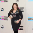 Hillary Scott in Embroidered Black