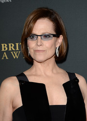 Sigourney Weaver opted for a classic bob when she attended the BAFTA LA Britannia Awards.
