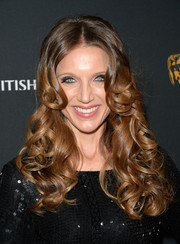 Summer Watson looked like a doll with her face-framing curls during the BAFTA LA Britannia Awards.