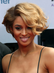 Ciara's golden waves looked totally voluminous and thick at the 2013 BET Awards.
