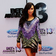 Naya Rivera Wore Emilio Pucci at the BET Awards