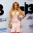 Melissa De Sousa at the BET Awards