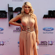Tamar Braxton at the BET Awards