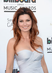 Shania Twain rocked a naturally wavy 'do at the 2013 Billboard Music Awards.