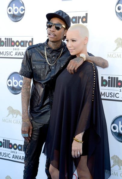 More Pics of Amber Rose Buzzcut (3 of 34) - Amber Rose Lookbook - StyleBistro
