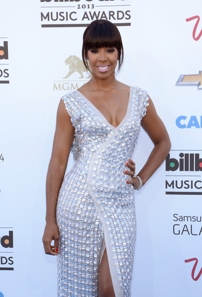 More Pics of Kelly Rowland Evening Dress (1 of 12) - Evening Dress Lookbook - StyleBistro