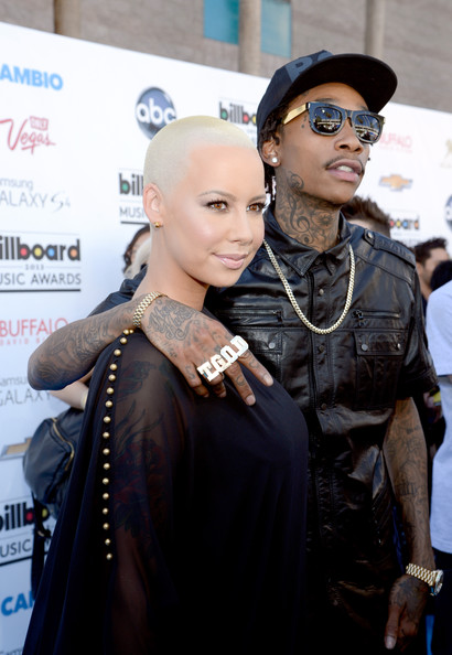 More Pics of Amber Rose Buzzcut (5 of 34) - Amber Rose Lookbook - StyleBistro