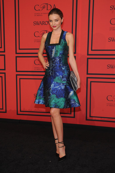 Miranda Kerr Wore Proenza Schouler at the CFDA Fashion Awards