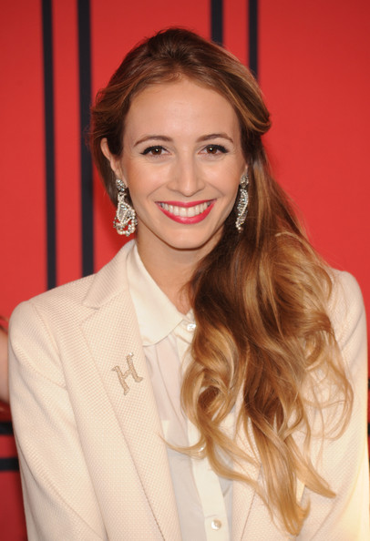 Harley Viera-Newton opted for loose and soft waves for her look at the CFDA Fashion Awards.