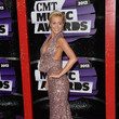 Kellie Pickler in Pink Sequins at the CMT Music Awards