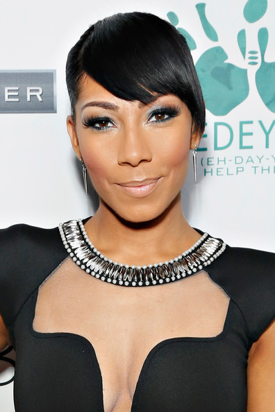 More Pics of Bridget Kelly Nail Art (1 of 14) - Bridget Kelly Lookbook - StyleBistro