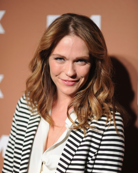 More Pics of Katie Aselton Long Wavy Cut (1 of 6) - Katie Aselton Lookbook - StyleBistro