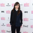 Ellen Page at the 2013 Independent Spirit Awards