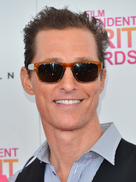 More Pics of Matthew McConaughey Wayfarer Sunglasses (1 of 28) - Wayfarer Sunglasses Lookbook - StyleBistro