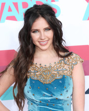 Ryan Newman looked fab at the HALO Awards with her goddess-worthy half-up 'do.