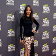 We still can't get over this über elegant Givenchy look she wore to the 2013 MTV Movie Awards