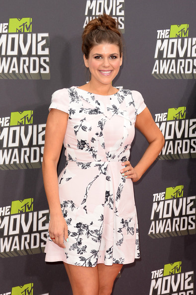 More Pics of Molly Tarlov Print Dress (1 of 3) - Molly Tarlov Lookbook - StyleBistro