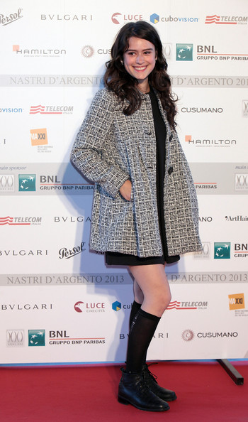 More Pics of Rosabell Laurenti Seller Tweed Coat (1 of 3) - Tweed Coat Lookbook - StyleBistro
