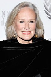 Glenn Close kept it simple and classic with this bob when she attended the NY Film Critics Circle Awards.