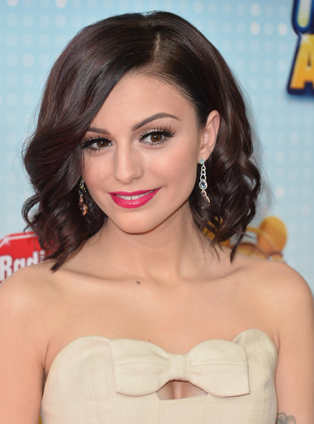 More Pics of Cher Lloyd Short Wavy Cut (5 of 17) - Short Hairstyles Lookbook - StyleBistro