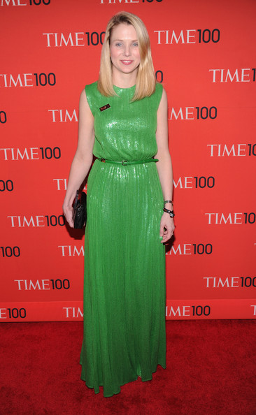 More Pics of Marissa Mayer Evening Dress (4 of 4) - Marissa Mayer Lookbook - StyleBistro
