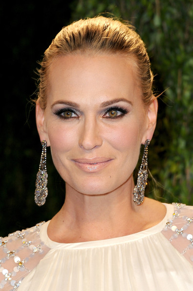 More Pics of Molly Sims Evening Dress (4 of 4) - Molly Sims Lookbook - StyleBistro