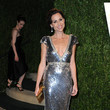 Minnie Driver at the Vanity Fair Oscars Party 2013