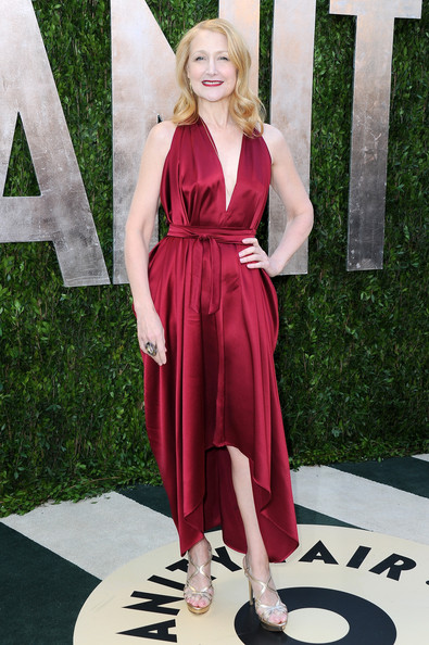 More Pics of Patricia Clarkson Evening Dress (5 of 6) - Patricia Clarkson Lookbook - StyleBistro