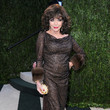 Joan Collins at the Vanity Fair Oscars Party 2013