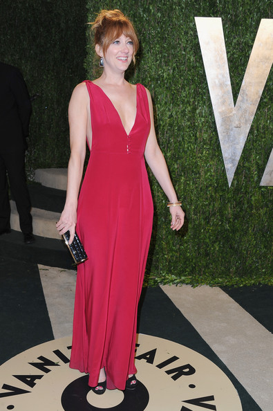More Pics of Judy Greer Evening Dress (1 of 6) - Judy Greer Lookbook - StyleBistro