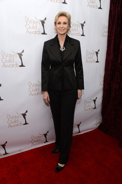 Jane Lynch Attends the 2013 WGA West Writers Guild Awards