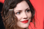 Actress Katharine McPhee onstage at the